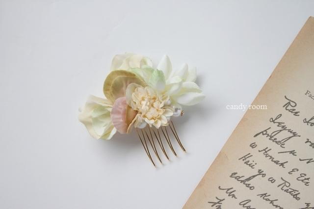093  flower ミニコーム