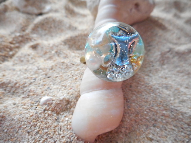 Mermaid in Bubbles (訳あり品)