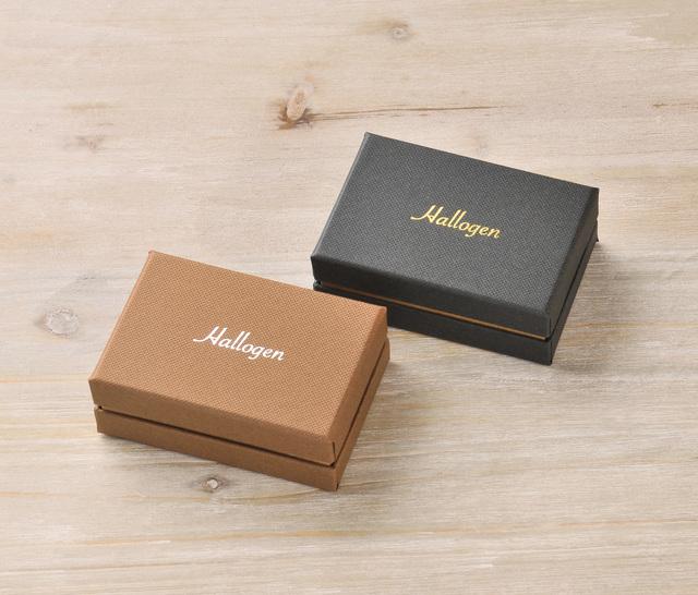 【箔押し名入れ】ジュエリーギフトボックス(S)印籠型 55×82×30㎜ ブラック・ブラウン・ホワイト(スポンジ入)50個 日本製 box ラッピング  ケース 箱 SH07