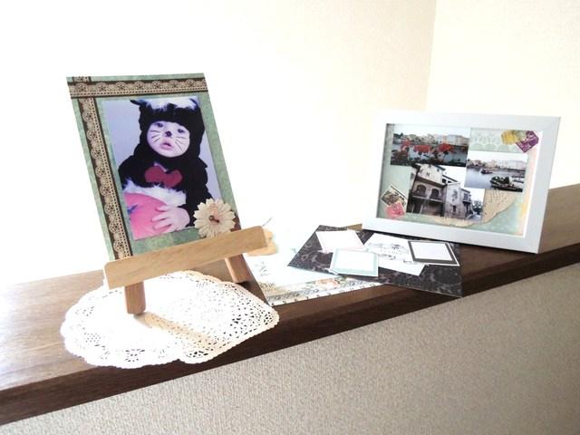 アンティーク ☆ コラージュ素材に 写真台紙に カードに