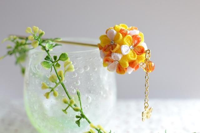 tumami*向日葵 簪