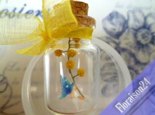 『小瓶の妖精』(ミモザ6)