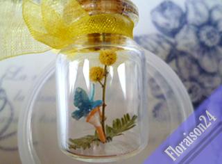 『小瓶の妖精』(ミモザ7)