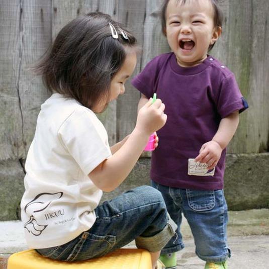 【JIKUU】 キッズTシャツ『ダブルフェザー』