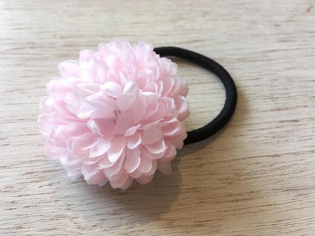 マムのヘアゴム /  ピンク系2