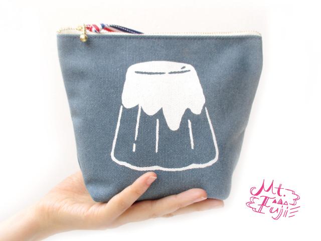 富士山ポーチ