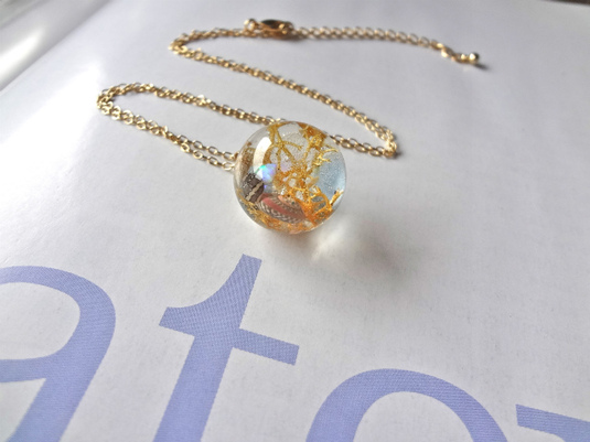 <SOLD OUT>    Seascape Necklace F