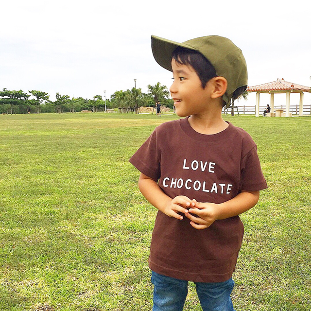 KIDS★LOVECHOCOLATE?Tシャツ