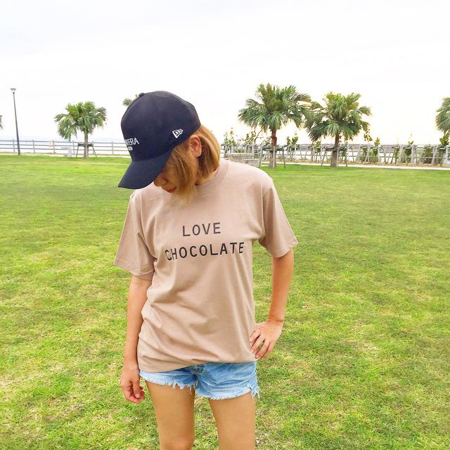 UNISEX★CHOCOLATE?Tシャツ