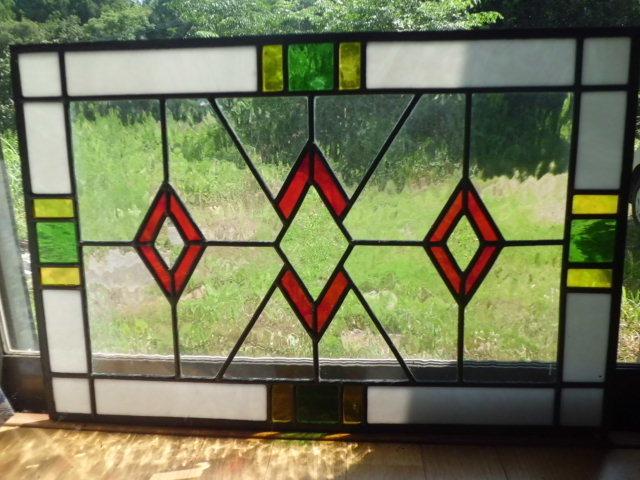 ステンドグラスパネル