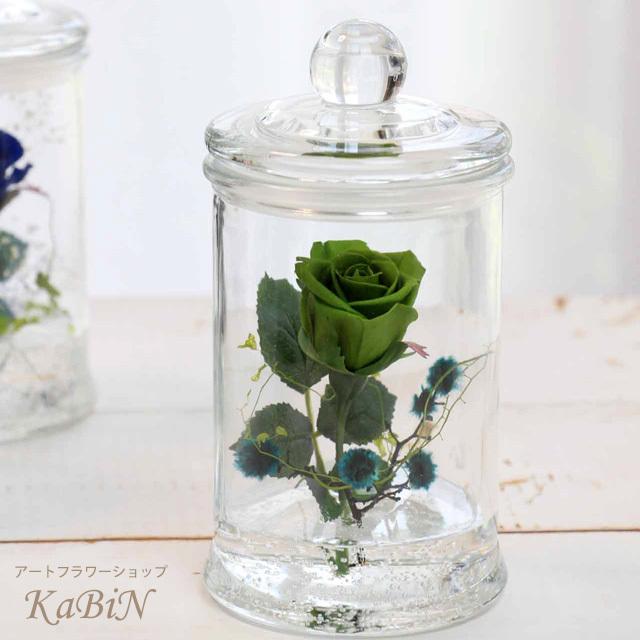 【受注制作】ローズテラリウム ガラス...