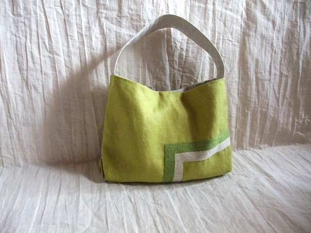 itoiro bag kimidori (g/w)