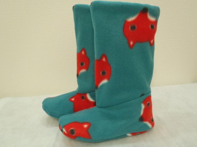 ブーツ型ルームシューズ(Redfox)再販冬のセール30%OFFの価格