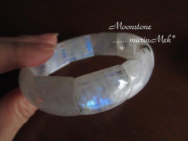 【La lumière bleue♪】ムーンストー...