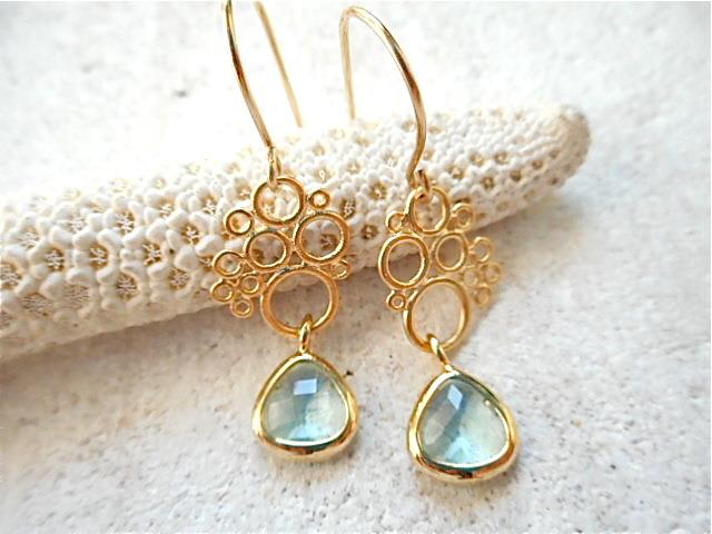 Water Bubbles Earrings