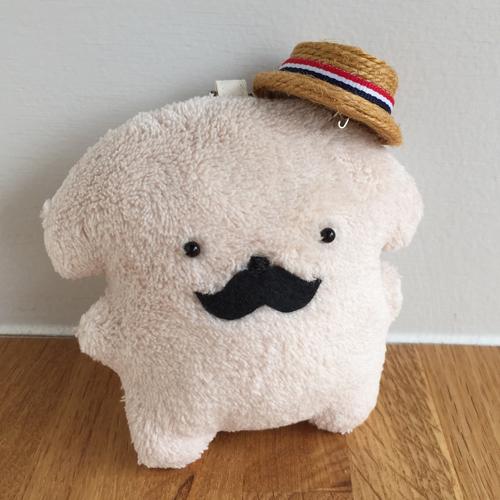 ひげもふ カンカン帽 no.0702_B