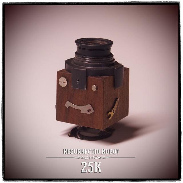 Resurrectio Robot S/N 0025K