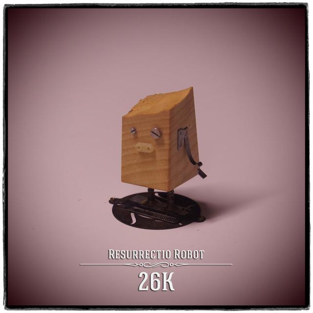 Resurrectio Robot S/N 0026K