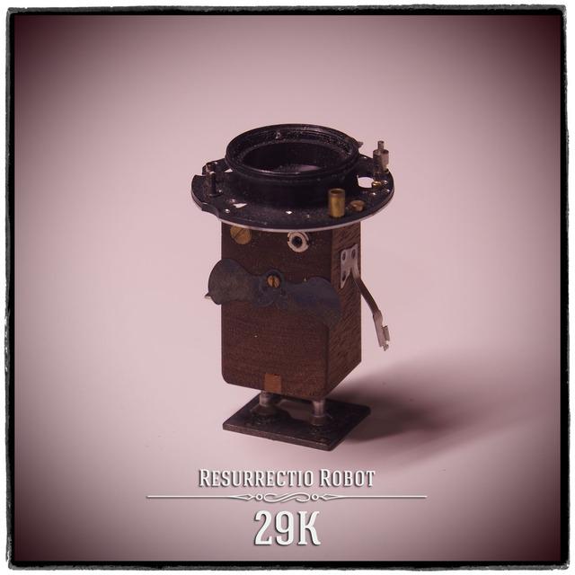 Resurrectio Robot S/N 0029K