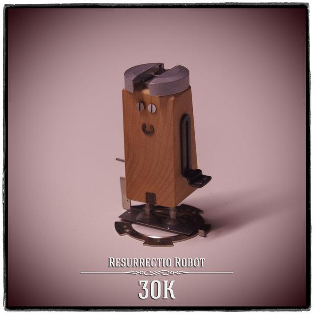 Resurrectio Robot S/N 0030K