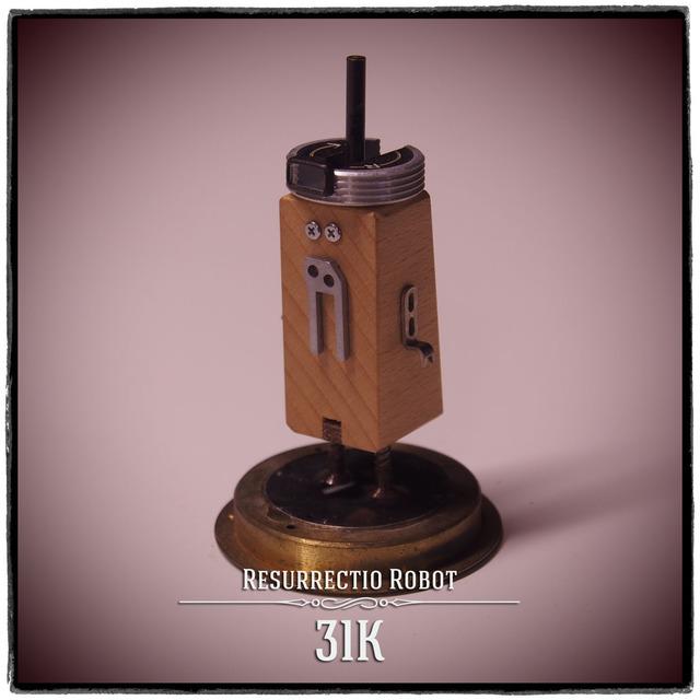 Resurrectio Robot S/N 0031K
