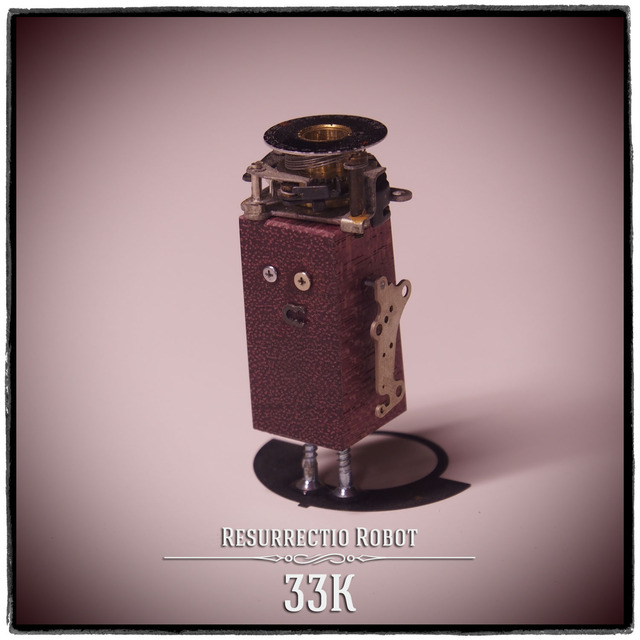 Resurrectio Robot S/N 0033K
