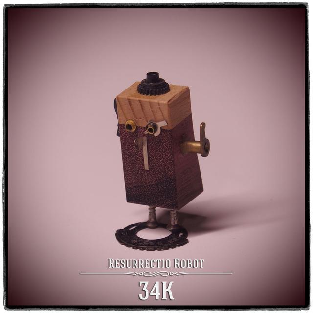 Resurrectio Robot S/N 0034K