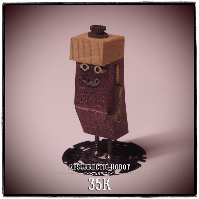Resurrectio Robot S/N 0035K