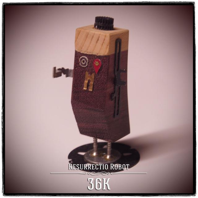 Resurrectio Robot S/N 0036K