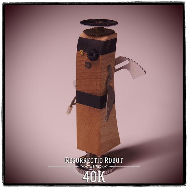 Resurrectio Robot S/N 0040K