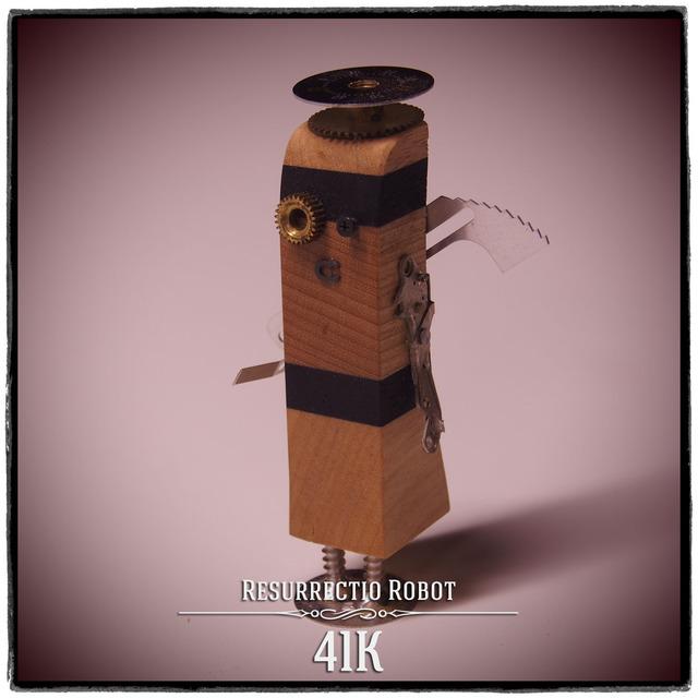 Resurrectio Robot S/N 0041K