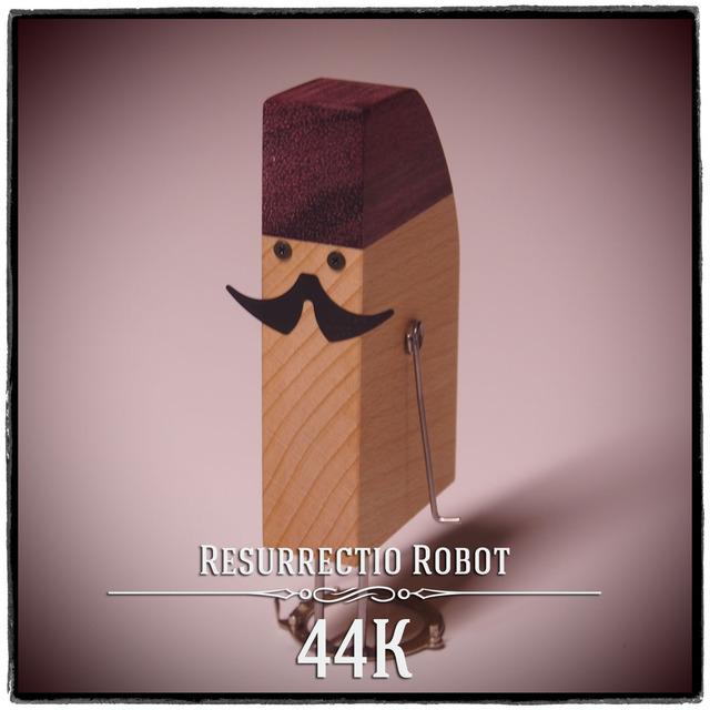 Resurrectio Robot S/N 0044K