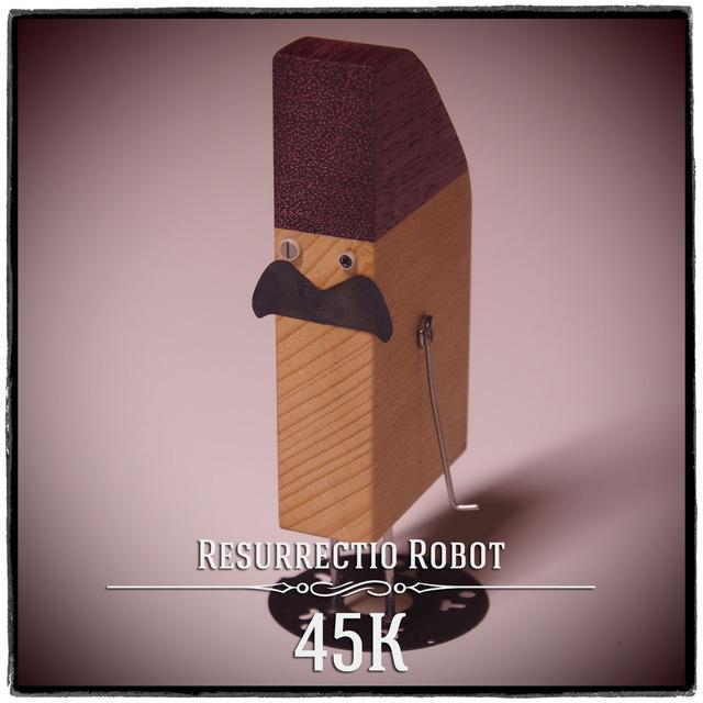 Resurrectio Robot S/N 0045K