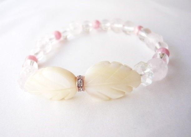 天使の羽ブレスレット