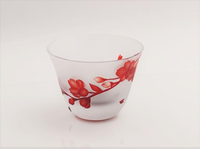 [hiro-rinrinn様]専用 桜おちょこペア