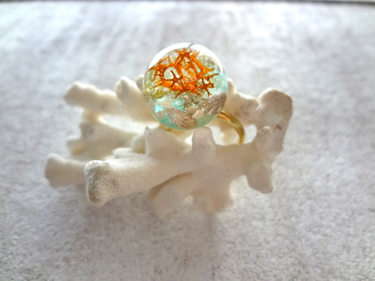 <SOLD OUT>     Seascape Ring K