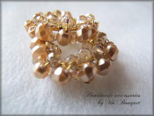 'Coffret à bijoux ' チタンフープピアス イヤリング