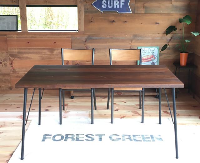 Cedar forest table 15*80
