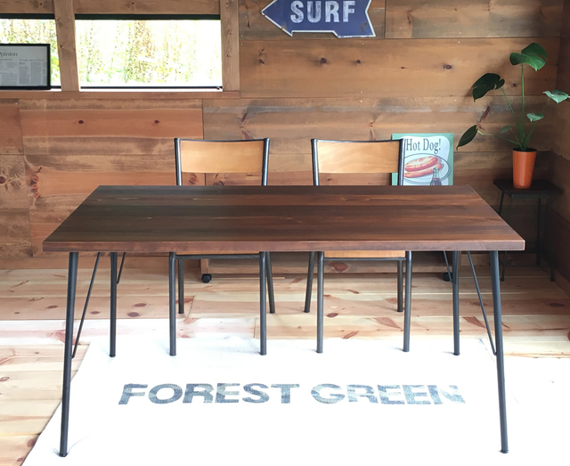 Cedar forest table 13*75