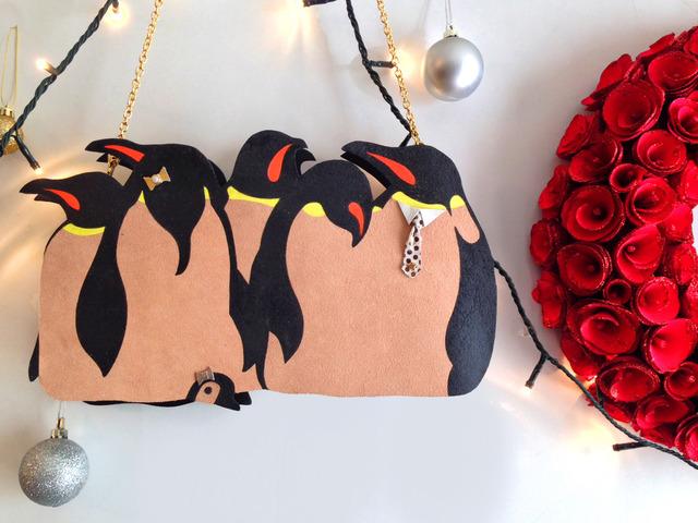 penguin bag 2way【Dressing up】
