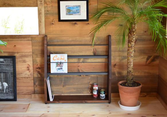 Brooklyn Style Bookshelf 08*