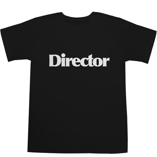 Director Tシャツ