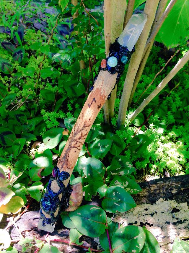 SALE!星の樹を巡る杖