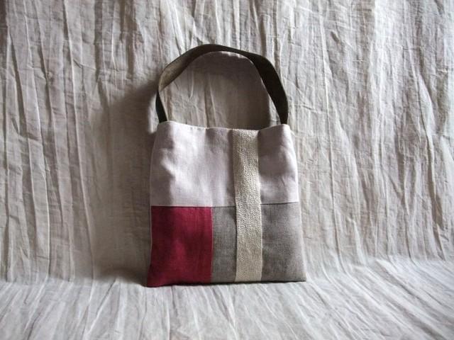 itoiro mini bag (milk pink)