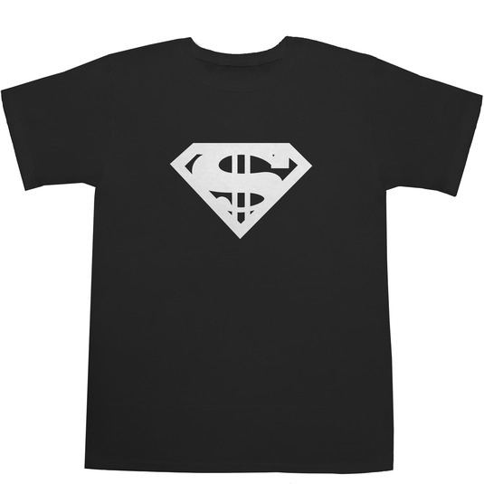 Super Money Tシャツ