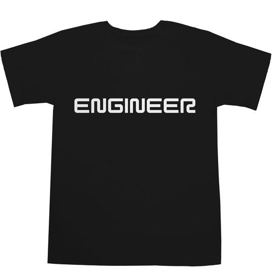 ENGINEER Tシャツ