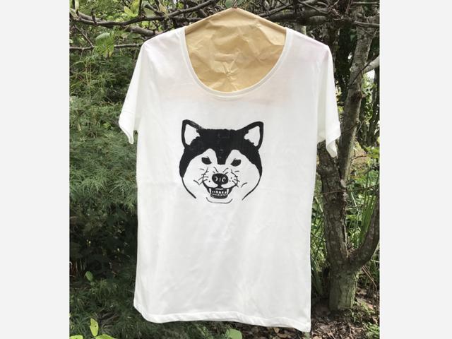 おこ柴Tシャツ