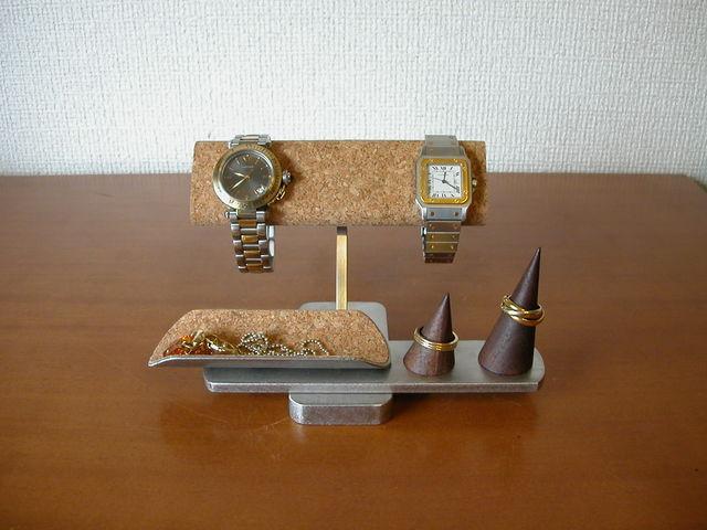 だ円パイプ 腕時計収納スタンド 受注...