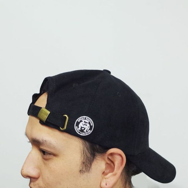 オリジナル BULLDOG LOW CAP