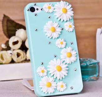 お花 iphone5/5sデコケース